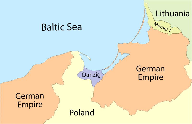 Danzig 1920
